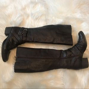 Matisse Women's 'Faulkner' Leather Boots - Size 7M